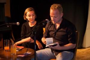 Doris Lautenbach und Mark Scheppert