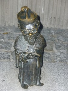 7. Professor-Zwerg