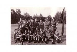 DDR-Baseballteam