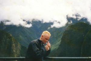 2000 Peru ich Machu