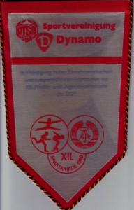 Wimpel Dynamo