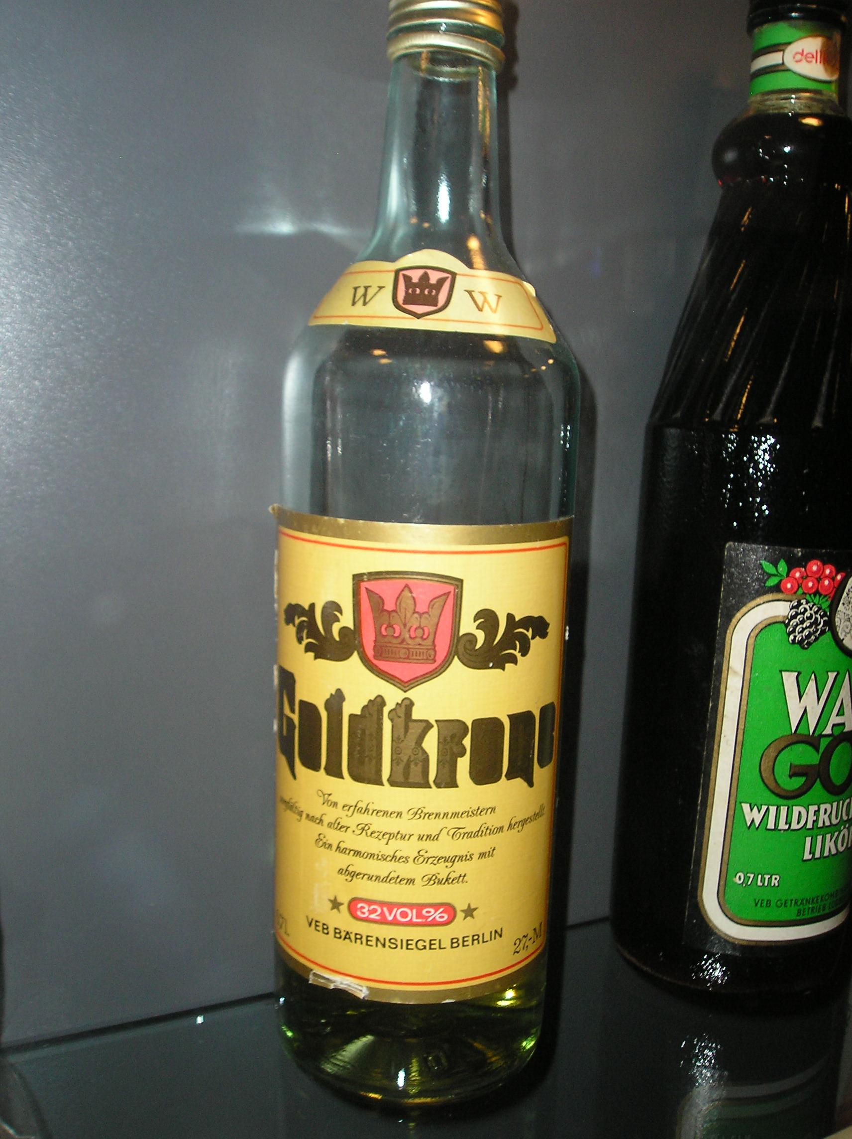 Alkohol Ddr